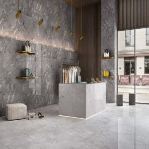 castano blanco and gris Tiles