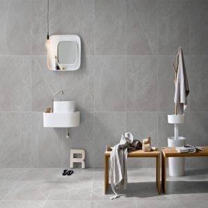 stonela_light_grey Tiles