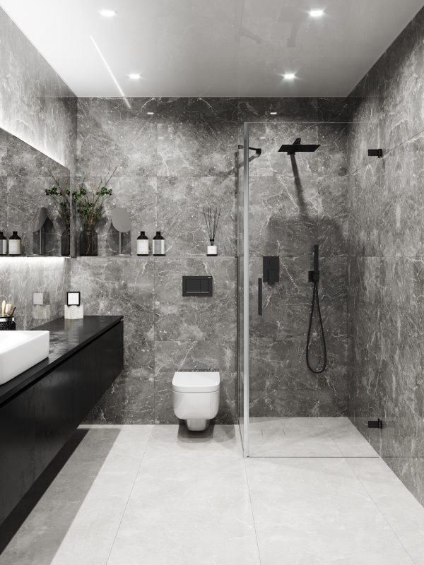 Lovero Dark Tiles